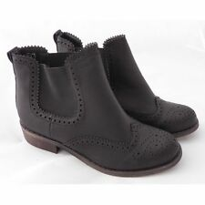Elasticated Slim Heel Ankle Boots for Women