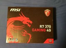 MSI R7 370 GAMING 4G AMD Radeon Grafikkarte