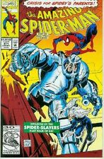 Amazing Spiderman # 371 (Mark Bagley) (Estados Unidos, 1992)