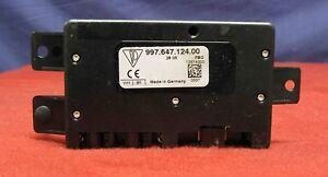 Porsche 997 Radio Booster Control Unit 997.647.124.00