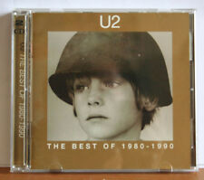 "U2 ""The Best of 1980-1990"" 2-CD Set"