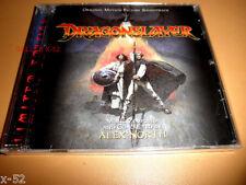 DRAGONSLAYER cd SOUNDTRACK score ALEX NORTH disney movie OST bonus tracks