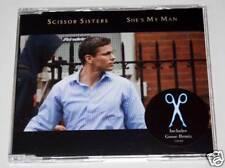 SCISSOR SISTERS She's My Man CD Single Neuf / New !!