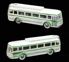 1 / 43 ème CIJ CAR RENAULT crème et vert / jouet ancien