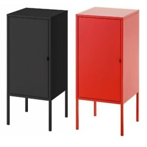 Ikea LIXHULT Cabinet Cupboard,Home Office Storage Living,Metal,4 Colors,35x60cm