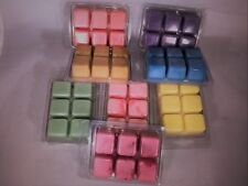 CLEARANCE! 8-22 Triple Scented NOOPY'S Soy Wax Melts Tarts Clam Shells 50 Scents