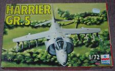 Esci Vintage Harrier GR.5 Model Kit 1:72