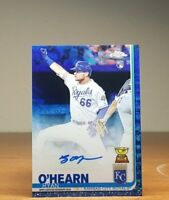 Ryan O'Hearn Rookie Auto 2019 Topps Chrome Refractor Blue /150