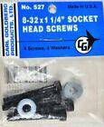 Carl Goldberg 527 8-32 x 1 1/4 Socket Head Screws GBG527