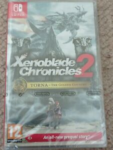 Xenoblade Chronicles 2 Torna The Golden Country - Nintendo Switch SEALED