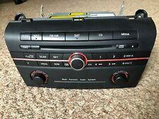 2004 - 2009 Mazda 3 Audio Radio CD Player