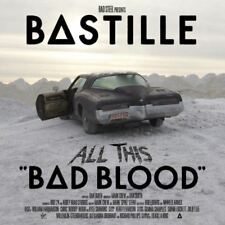 BASTILLE all this bad blood (2X CD, album, 2013) indie rock, very good condition