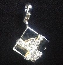 0526bdcccab9 Vintage ORIGINAL Thomas Sabo Present Gift Box Charm Pendant   925 Silver CZ