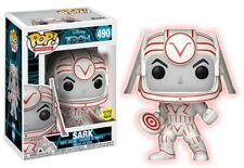 Funko Pop! Vinyl Tron Sark Glow In The Dark Figure Collectable Model No 490