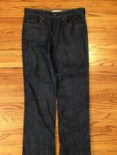 Stella McCartney Denim Jeans Size  30 made in Italy HEMMED