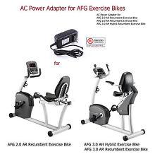 AC Power Adapter for AFG 2.0 & 3.0 AR Recumbent Bike 3.0 AH Hybrid Exercise Bike