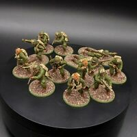 Well painted 28mm Bolt Action US Airborne ×12 ww2