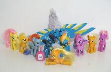 My Little Pony Bundle Job Lot 9 Small Figure Doll Toys (MLP G4)