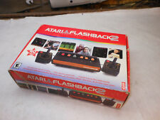 Atari Flashback 2 Black Plug&Play TV Game (NTSC)