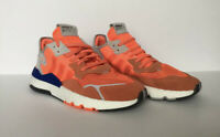 Adidas Originals Nite Jogger G26313 Orange/blue/white Mens Running Shoe Size 10