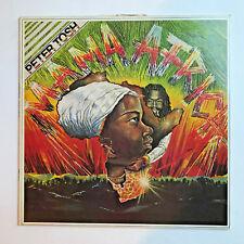 PETER TOSH - MAMA AFRICA * LP VINYL * FREE P&P UK * EMI - RDC 2005 * REGGAE 1983
