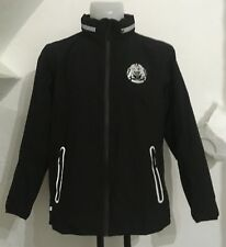 LEICESTER TIGERS 125 YEARS MATCHDAY WATERPROOF JACKET SIZE ADULTS MEDIUM NEW