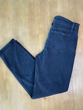Joe's Jeans Flawless The Siouxsie Ankle High Rise Jeans Black Denim Size 29