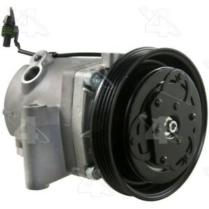 68401 4-Seasons Four-Seasons A/C AC Compressor New With clutch for Smart Fortwo