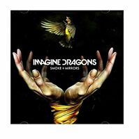 Imagine Dragons - Smoke + Mirrors [CD]