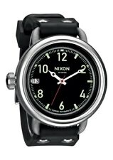 Nixon Men's A488-000-00 October 48.5mm Black Dial Watch A488000