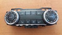 Mercedes-Benz GLK-220 2010 LHD Climate Heater Control AC Panel  OEM  A2048300590