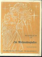 M. Hanisch op.84 ~ Die Weihnachtsglocken