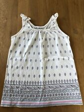 Gap Kids Girls Summer T Shirt Top Age 8-9yrs - Good Condition