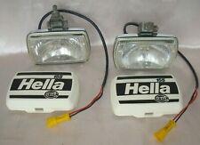 good Used 89 90 91 jaguar xjs fog driving light lamp DAC4241 Hella 155 cover