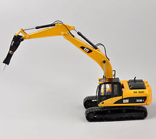 Norscot Caterpillar cat 323D L Excavators with H120E Hydraulic Hammer 1/50 55282