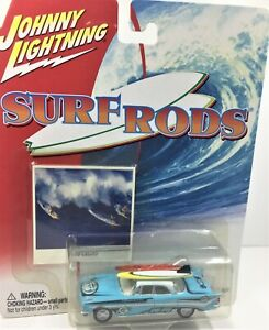 JOHNNY LIGHTNING **SURF RODS* 1959 Desoto ** WOW *1:64