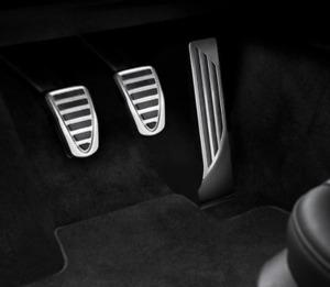 Sports Pedals (Manual transmission) Alfa Romeo Giulia & Stelvio