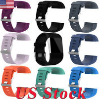 Silicone Replacement Watch Wrist Strap Band For Fitbit Surge Watch Smart Bands