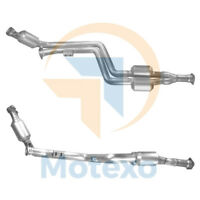 9//00-1//06 BM91422H Catalytic Converter FIAT PUNTO 1.8i HGT front 188A6 engine
