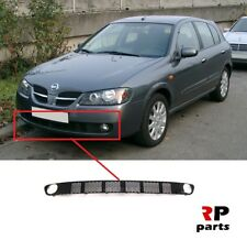 FOR NISSAN ALMERA N16 2003-2007 NEW FRONT BUMPER LOWER GRILL WITH FOG HOLES
