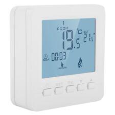 Pantalla táctil Calefacción programable Termostato digital Control de inteligent