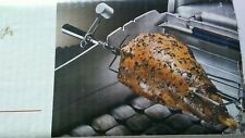 ***New*** Rotisserie Barbecue Genius Rotisserie With Electric Motor bbq