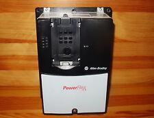 * Tested * Allen Bradley PowerFlex70 PF70 EC 5kW / 7.5HP Flange Mounted, Flanged