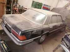 Mercedes 350 SE W116 Oldtimer Scheunenfund