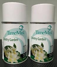 2-Pack Premium Metered Air Freshener Refill, Country Garden, 6.6oz/187g Aerosol