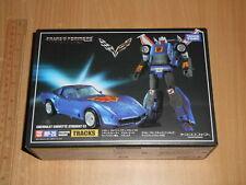 Takara Transformers Masterpiece MP-25 Chevrolet Corvette Stingray C3 Track