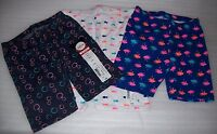 GIRLS DISNEY APPAREL BY OKIE DOKIE BIKE SHORTS MULTIPLE COLORS AND SIZES NEW WT