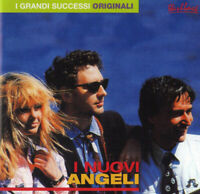 2 CD I Nuovi Angeli I Grandi Successi Originali Ricordi 74321754682 ITALY 2000