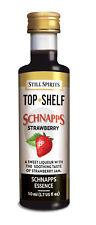 Still Spirits Strawberry Schnapps Flavour Essence Homebrew Distilling (3 for 2)