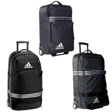 Maletas y equipaje negro adidas
